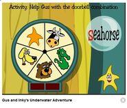 Starfish Seahorse Cow Dog Bear