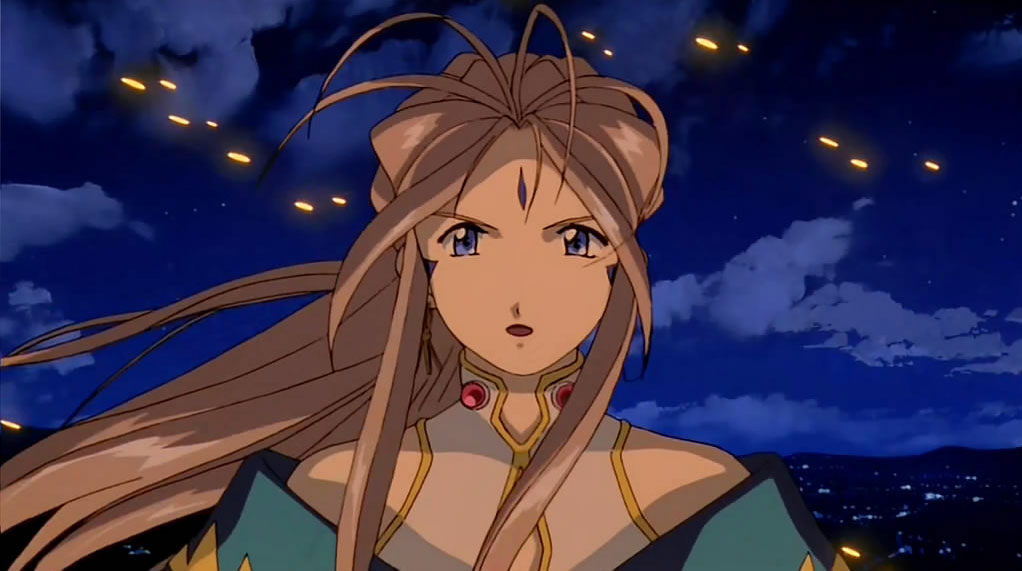 Tangled With Belldandy