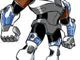 Victor Stone/Cyborg