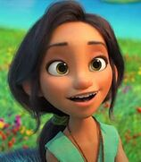 Dawn Betterman in The Croods- A New Age