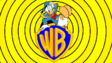 Donald Duck on a WB Shield