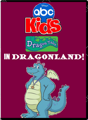 Dragon Tales in Dragon Land DVD Cover.png