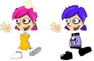 Hi Hi Puffy AmiYumi (Go!Animate)