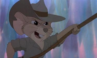 Double O' Mouse (Jake 'n' Basil Rescue Rangers)