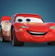 Lightning McQueen as Geo