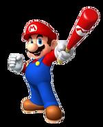 Mario as Rarity
