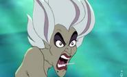 Morgana as Ursula