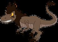 Nico thetarbosaurusking2samsonskingdom