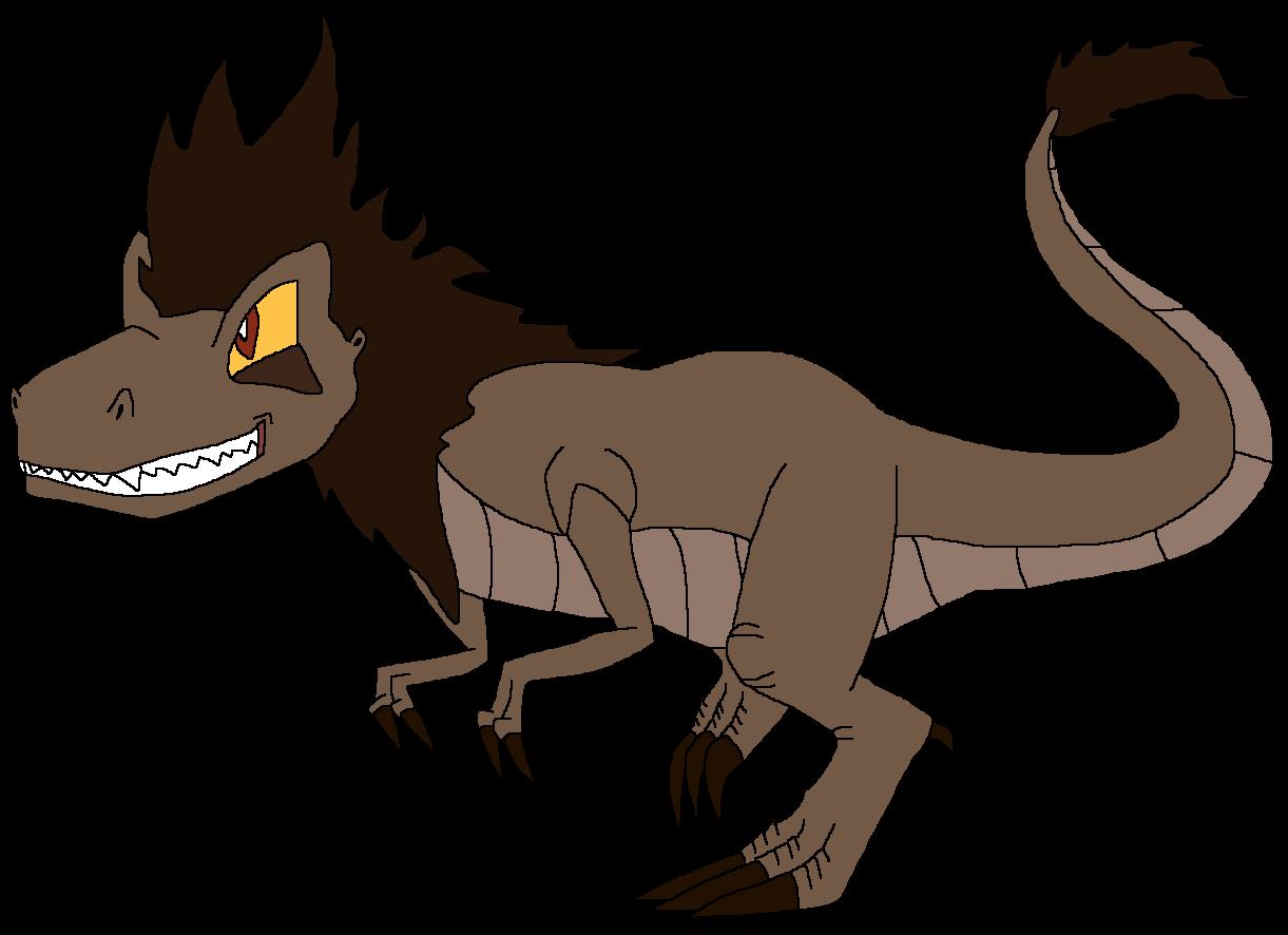 Nico (The Tarbosaurus King)