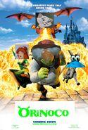 Orinoco (Shrek) Poster