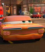 Ramone in Cars 2