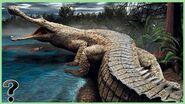 Sarcosuchus imparator
