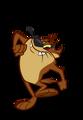 Tasmanian devil looney tunes show
