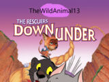 The Rescuers Down Under (TheWildAnimal13 Animal Style)