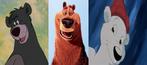 Baloo, Boog and Leonard