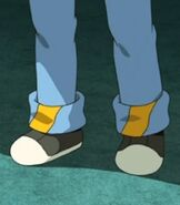 Clemont in the Pokemon Shorts