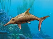 Dm ichthyosaurus