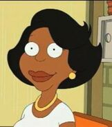 Donna Tubbs-Brown in The Cleveland Show
