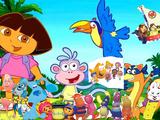 Dora the Explorer: Dora's Alphabet Adventure