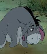 Eeyore in Winnie the Pooh