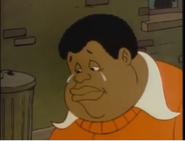 Fat Albert crying