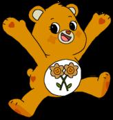 Friend Bear rosemaryhills