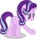Mlp fim starlight glimmer i may help you vector by luckreza8 daz1ak8-pre