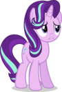 Mlp fim starlight glimmer unhappy vector by luckreza8 dabjqxs-pre