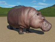 Planet Coaster - Hippo