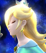 Rosalina in Super Smash Bros. for Wii-U and 3DS