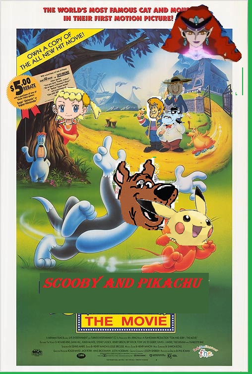 Scooby and Pikachu the Movie