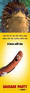 Sykes Hates Sausage Party