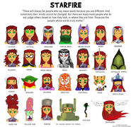 Teen titans series starfire by devin skywalker dcin0mr-pre