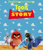 Toon Story (1995; Red&Silver's Channel) Movie Poster