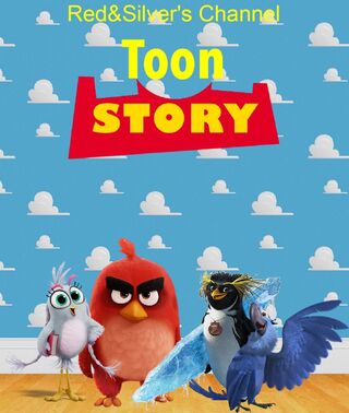 Toon Story (1995; Red&Silver's Channel) Movie Poster.jpeg