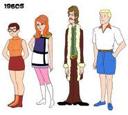 1960s Mystery Gang