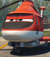 Blade Ranger in Planes Fire and Rescue