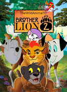 Brother Lion (TheWildAnimal13 Animal Style) 2 Poster