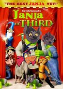 Janja (Shrek) the Third (2007) Poster