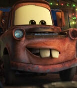 Mater in Cars 3