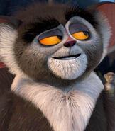Maurice in All Hail King Julien