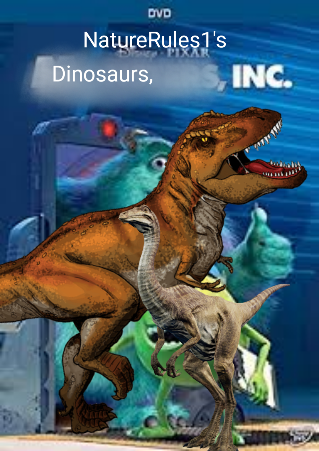 Dinosaurs, Inc. (NatureRules1 Version)