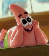 Patrick Star in The SpongeBob Movie Sponge Out of Water