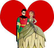 Robin&Starfire