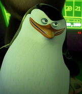 Skipper in Madagascar 3 Europe's Most Wanted