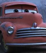 Smokey in Cars 3