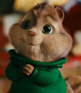 Theodore Seville in Alvin and The Chipmunks (2007)