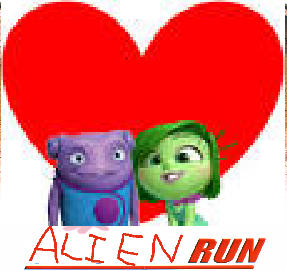 Alien Run (TheLastDisneyToon and Toonmbia Style)