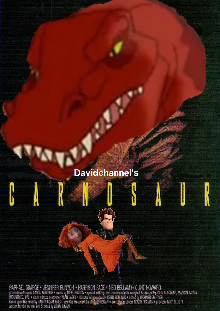 Carnosaur (1993) (Davidchannel's Version)