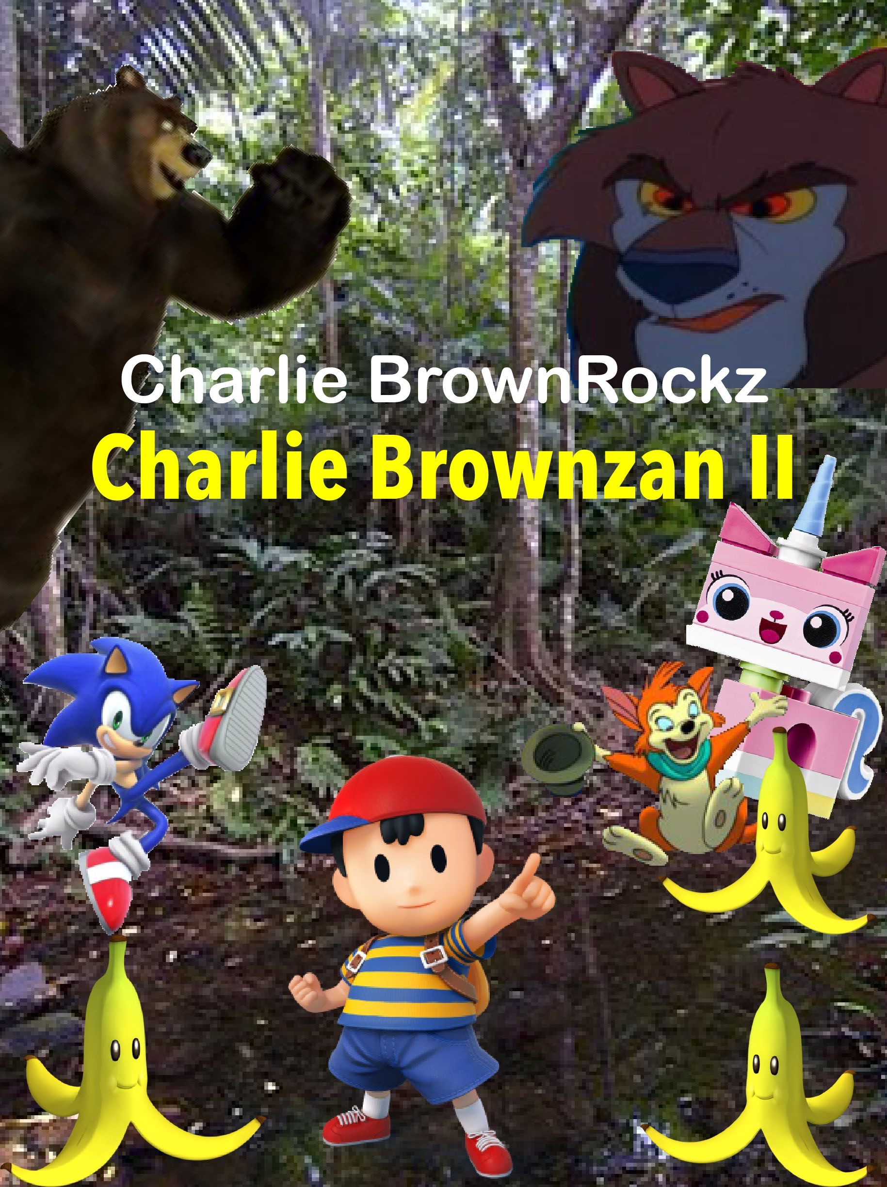 Charlie Brownzan II